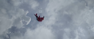 Freefalling Spider-Man