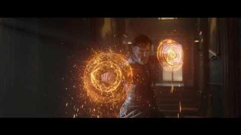 Sanctum Battle - Marvel Studios' Doctor Strange Clip