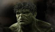 The Incredible Hulk concept art 13