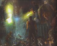 Avengers Infinity War Nidavellir concept art 9