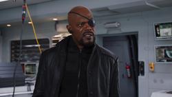Director Nick Fury