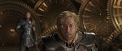Fandral-Death