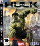 Hulk PS3 FR cover