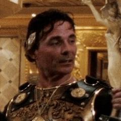 Hal Burton como Empleado de Caesars Palace