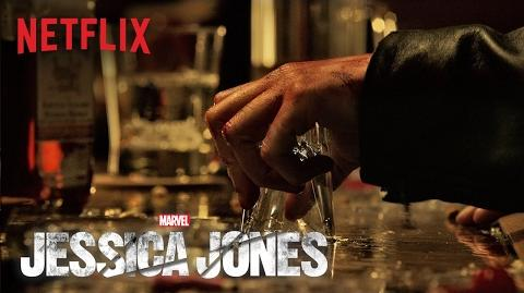 Marvel's Jessica Jones Nightcap HD Netflix