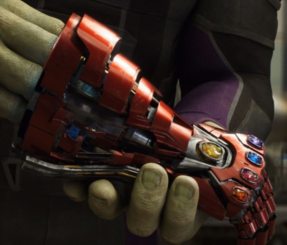 Avengers Endgame Nano Gauntlet