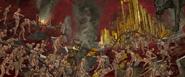 Old Asgardian Conquest (Fresco)