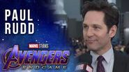 Paul Rudd hopes Ant-Man is in Avengers Endgame