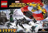 Thor Ragnarok Lego Set 2