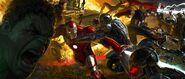 Avengers Age of Ultron 2015 concept art 6