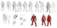 Iron Man 2008 concept art 9