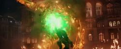 Mysterio v. Molten Man