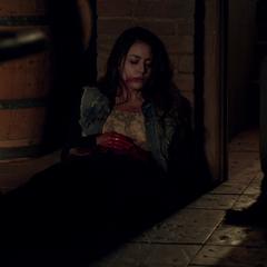 Skye termina malherida tras su encuentro con Quinn.