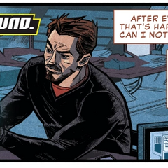 Stark se prepara para combatir futuras amenazas.