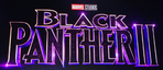 Black Panther II Logo