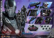 Endgame War Machine Hot Toys 21