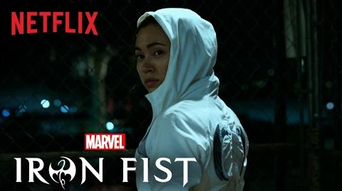 Marvel's Iron Fist Colleen Wing Sneak Peek Netflix-1