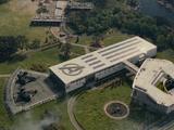 Новая база Мстителей
