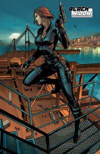 Black widow comic relationships dating