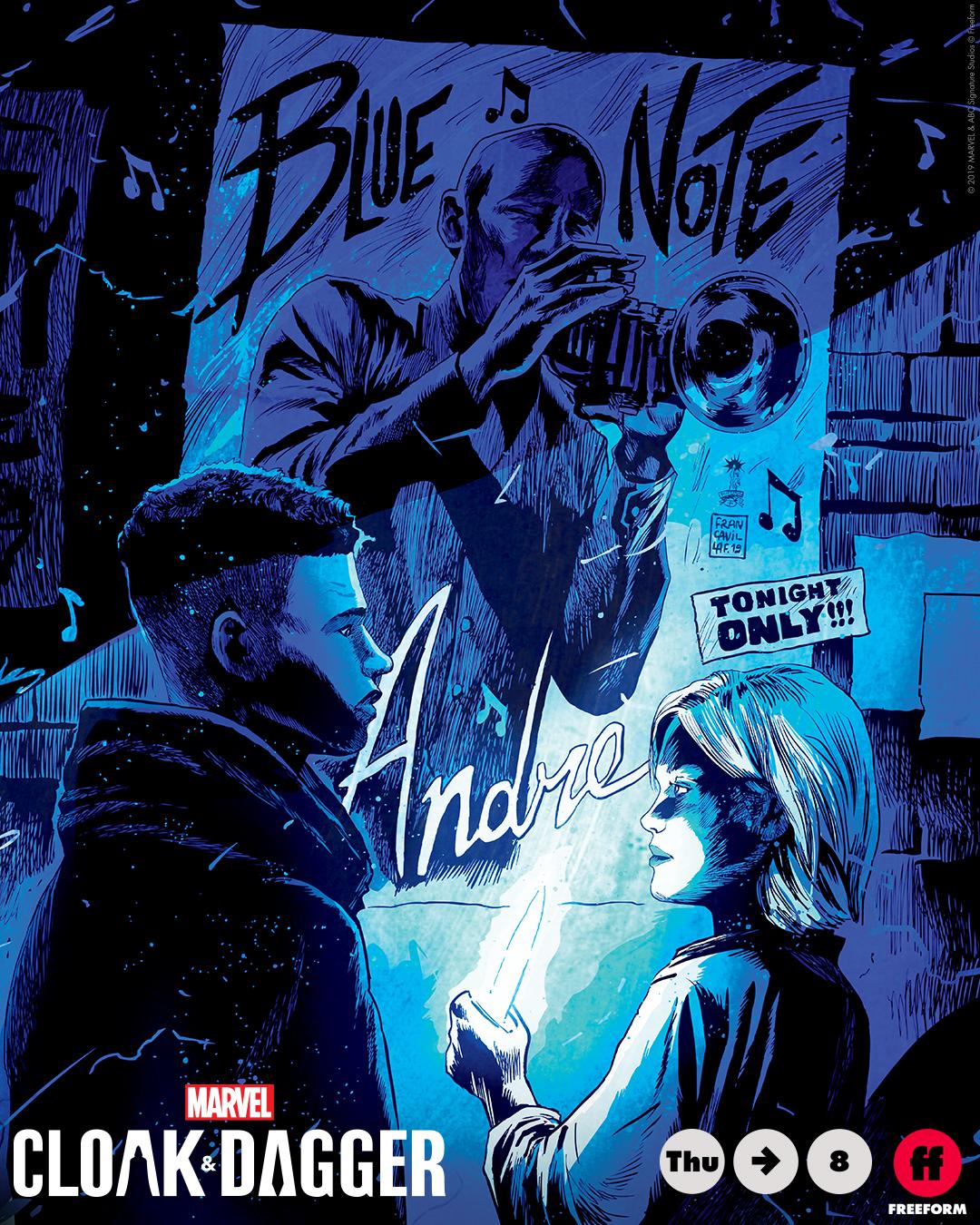 Blue Note | Marvel Cinematic Universe Wiki | FANDOM powered