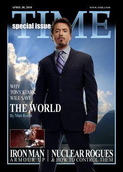 Iron man time magazine cover by jkks 9a1d5519333e400b8c838