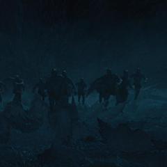 Los Gigantes de Hielo invaden Tønsberg.