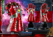 Nano Gauntlet Hot Toys 17