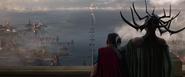 Overlooking Asgard's Demise