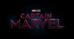 Captain Marvel - Logo Trailer