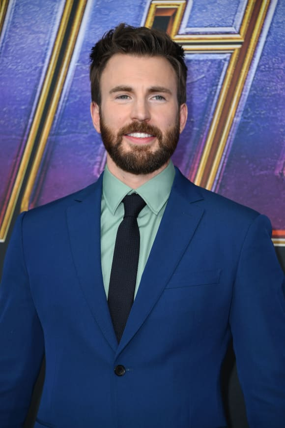 Chris Evans Marvel Cinematic Universe Wiki Fandom