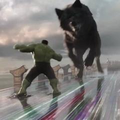 Hulk confronta a Fenris.