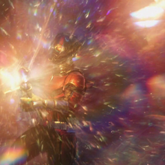 Lang reúne energía cuántica para seguir con el tratamiento de Starr.