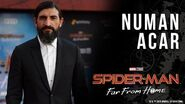 Numan Acar talks working with Samuel L