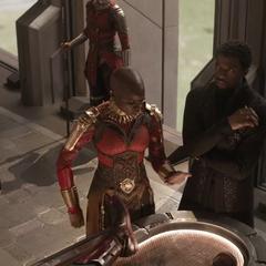 Los Vengadores notan la llegada de naves alienigenas.