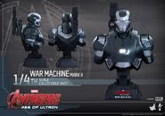 Hot-Toys-Avengers-Age-of-Ultron-1-4-War-Machine-Collectible-Bust PR1-600x420