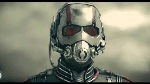 Marvel España Ant-Man Prueba de fuego