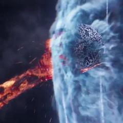 Nebula roba el Orbe.