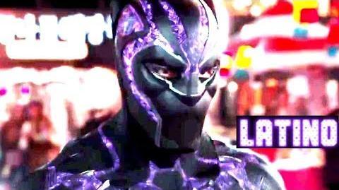 Pantera Negra (2018) Trailer 2 Doblado Español Latino Cine Black Panther