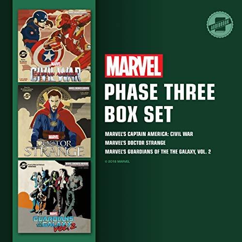 Phase Three Box Set | Marvel Cinematic Universe Wiki