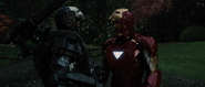 War Machine-Iron Man