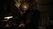 AoS502 Coulson searches Virgil's room