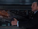 Arma Prototipo de la Armadura del Destructor