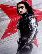 The winter soldier hot toys box art