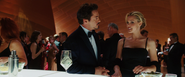 Tony Stark & Christine Everhart