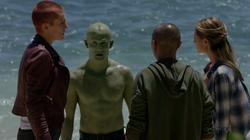 Triton Reunites Family