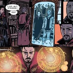 Wong revela que Thor y Loki han regresado a la Tierra.