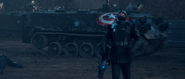 Captain America Shield Knockout