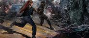 Captain America The Winter Soldier 2014 concept art 10