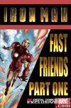 Железный человек: Друзья по-быстрому