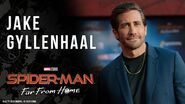 Jake Gyllenhaal adores Tom Holland and wants everyone to know it